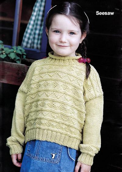 Lovely Knitting Pattern for Pull et Cardigan Tailles 34-44 in DK /& 4 plis