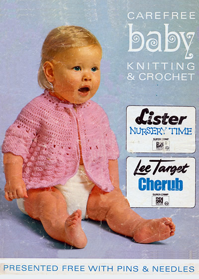 Please Choose from Drop-down Menu Lister//Lee Target Knitting Patterns Childs