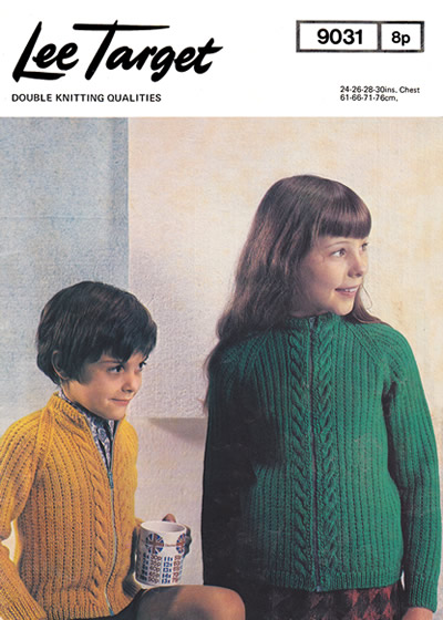 2d57029ed49 Vintage Patterns: Double knitting Archives