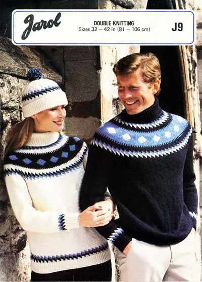 Vintage Patterns: Fair Isle Archives