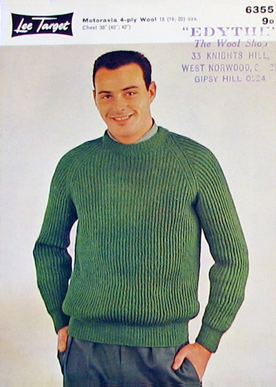 FISHERMAN SWEATER PATTERNS - FREE PATTERNS