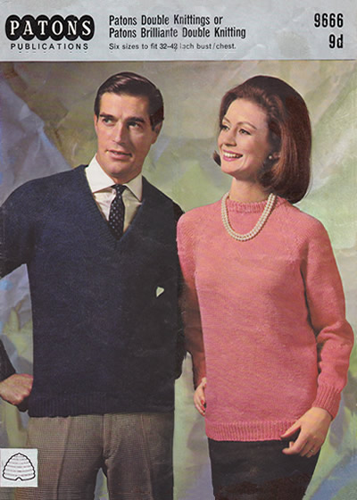 4455a6be4 Vintage Patterns  Double knitting Archives