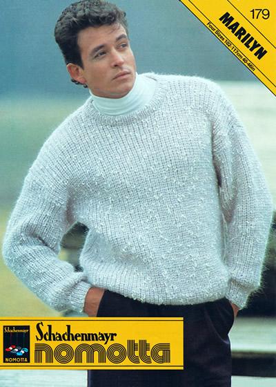 50bf9354d Vintage Patterns  Chunky fisherman s rib sweater