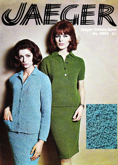 Vintage Patterns Double Knitting Archives