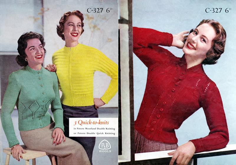 Vintage Patterns 1950s Archives