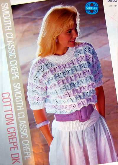 Free Easter Knitting Patterns : Vintage Patterns: Search Results