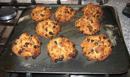 Rock Cakes Recipe Delia Smith